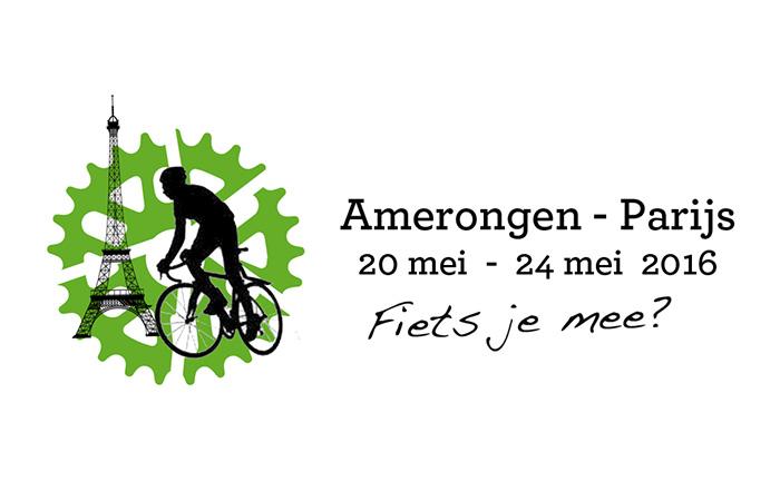 fiets je mee amerongen parijs